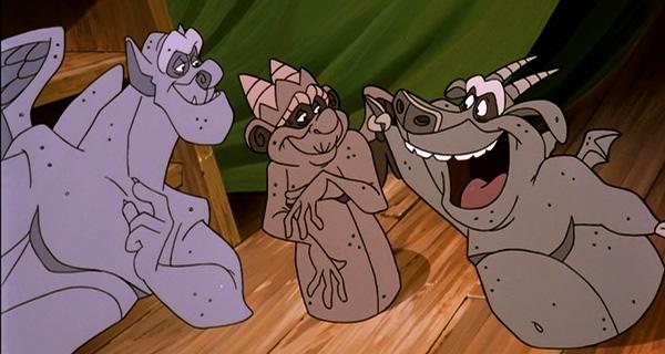 hunchback-of-notre-dame-ii-gargoyles-victor-hugo-laverne-review-animation-walt-disney-sequel